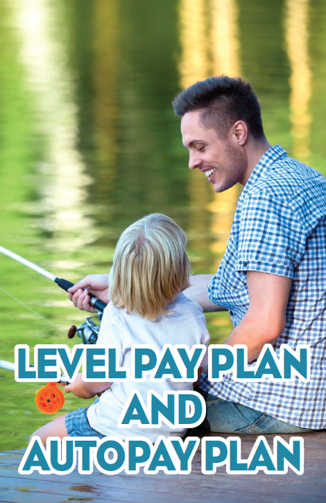 Level Pay Plan and AutoPay Plan